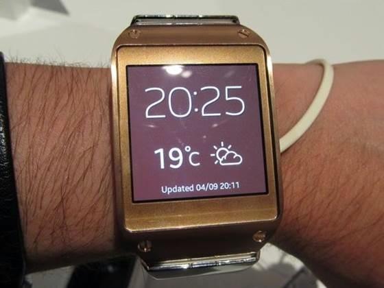 Relógio Inteligente, smartWatch, da Samsung