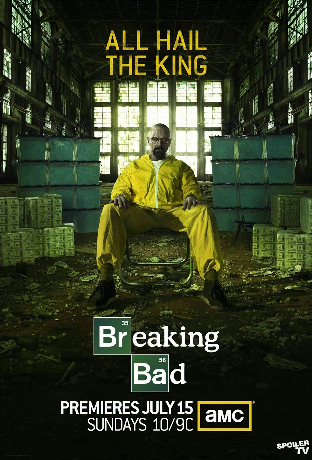 Breaking Bad [BRRip] [Latino] [1 Link] [MEGA]