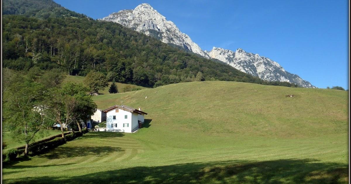 Malati di montagna allo zucco dei fal tra gli alti for Piani di casa rustico lodge