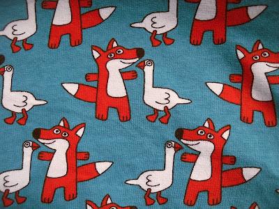 Fuchs und Gans-Jersey