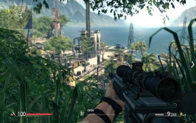 Sniper Ghost Warrior 1 PC Games