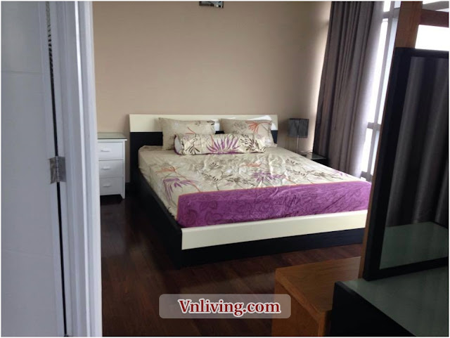Duplex Phu My Hung for lease in District 7 fully furniture
