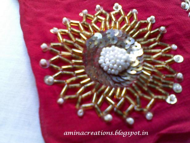 AMINA CREATIONS EMBROIDERY DESIGNS