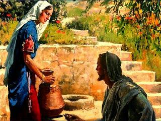 A mulher samaritana