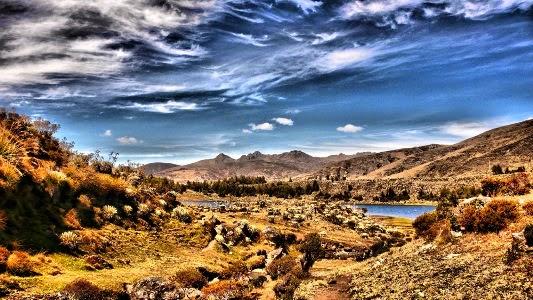 Título Laguna de Mucubají-2011