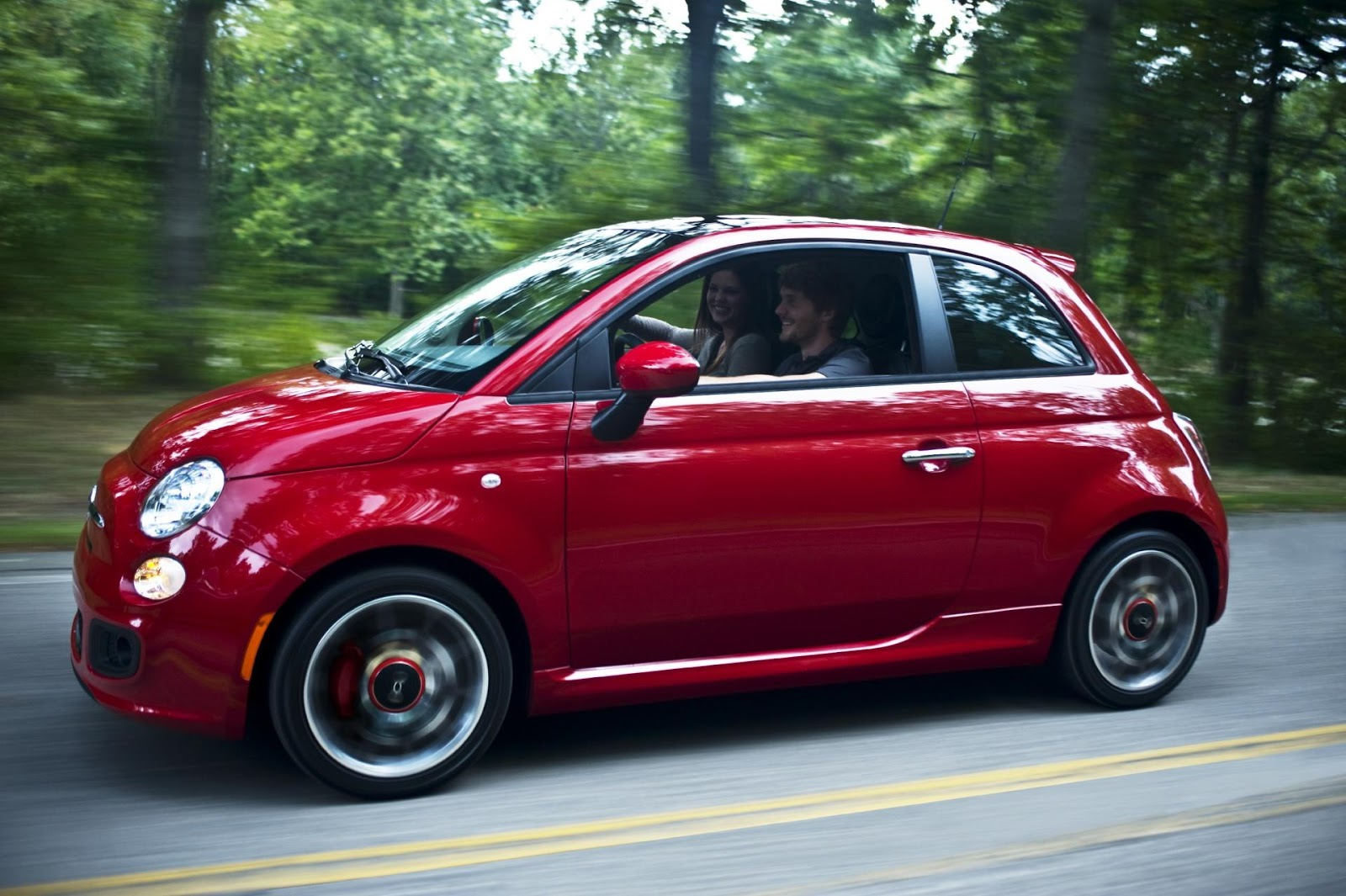Abarth 500 Amp 500c Amp Assetto Corse Takeyoshi Images