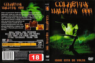 Colheita Maldita 6 DVD Capa