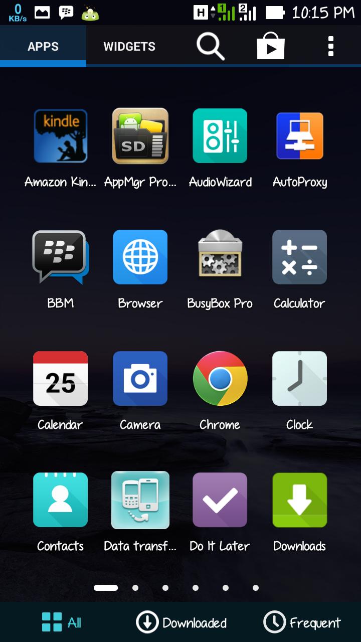 Flashing Asus Zenfone 5
