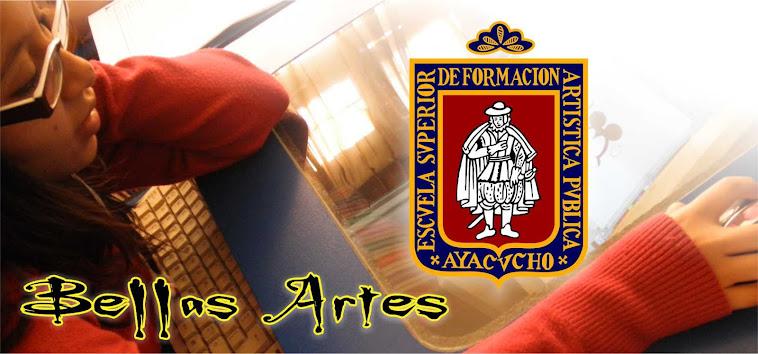 """ESCUELA SUPERIOR DE FORMACIÓN ARTÍSTICA PÚBLICA """"FELIPE GUAMÁN POMA DE AYALA"""" AYACUCHO"""