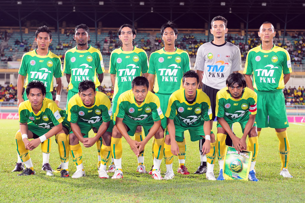 Team Kedah Fc asal Malaysia