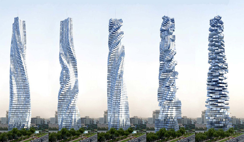 All About The Famous Places Buildings Of Dubai New