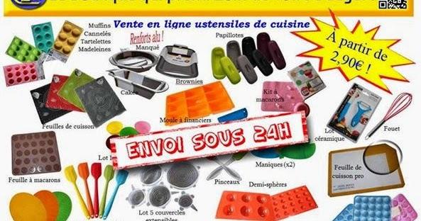 Cuisine facile et rapide cl 39 distrib vente d 39 ustensile de for Ustensile de cuisine commencant par p