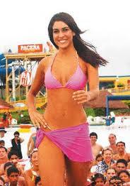 Gina Carano Hot Wallpapers  Claudia Lampe