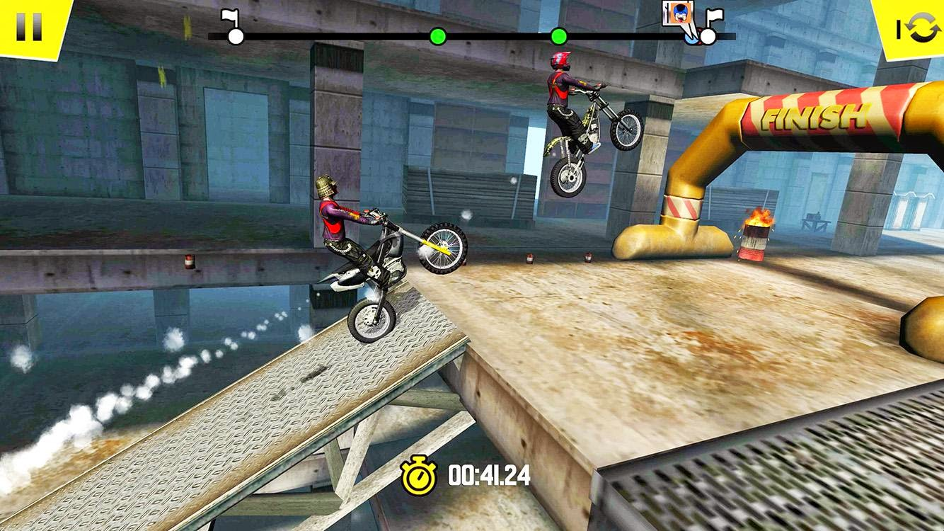 Trial Xtreme 4 v1.0 APK Obb Android