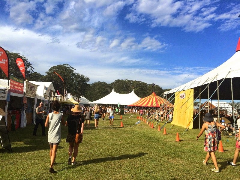 The Falls Festival, Byron Bay | New Year 2015