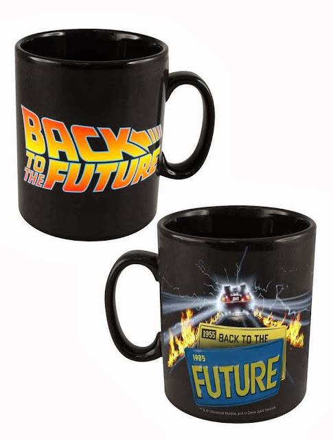 Taza Regreso al Futuro