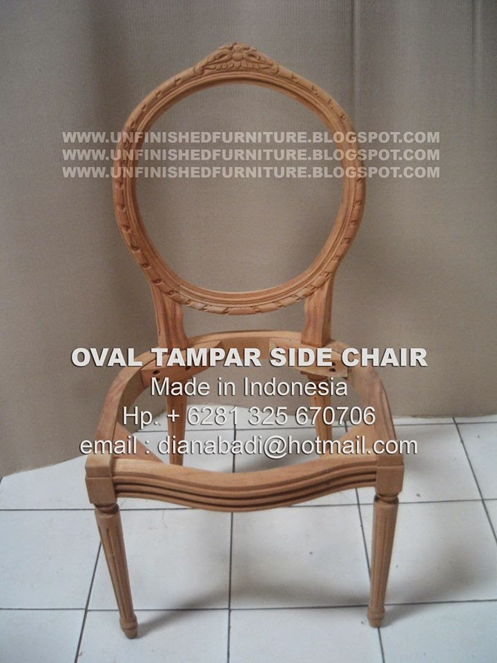 supplier unfinished classic chair indonesia supplier wooden frame chair indonesia supplier mahogany frame chair indonesia unfinished chair