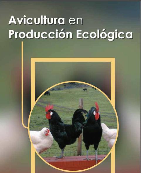 Cover of Avicultura en la producción ecológica