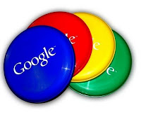 google frisbee