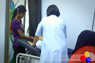 mknace unlimited™ | Doktor Manisha Poliklinik Gelang Patah