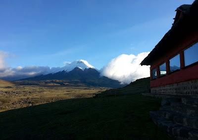 Tour turístico Cotopaxi Ecuador