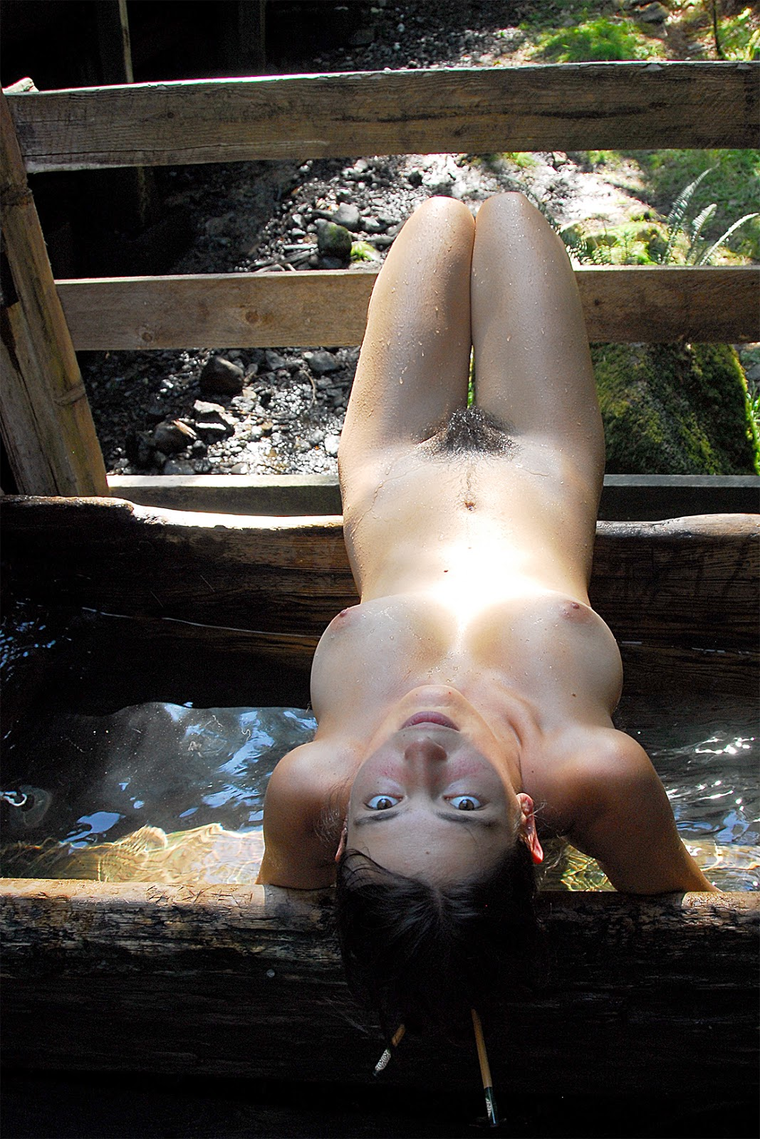 hot springs nude Natural