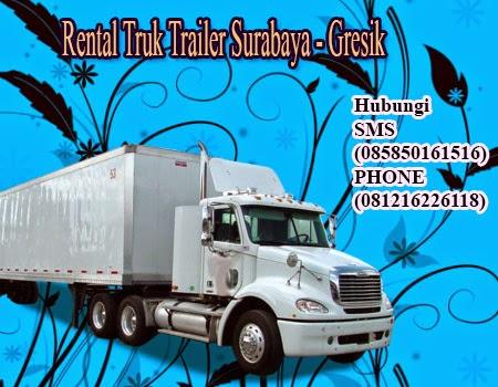 Rental Truk Trailer Surabaya - Gresik