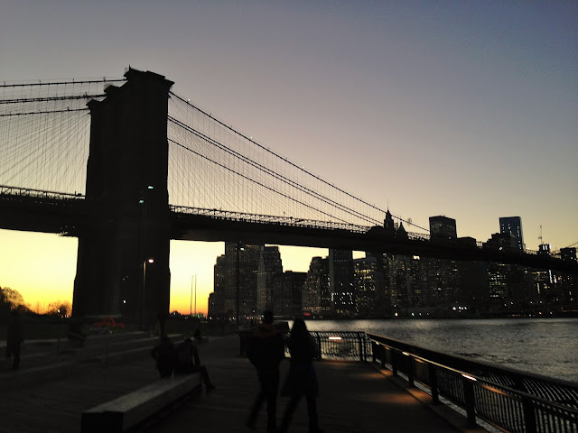 Brooklyn DUMBO bridge