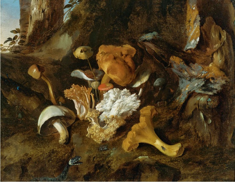 Otto Marseus van Schriek (peinture)