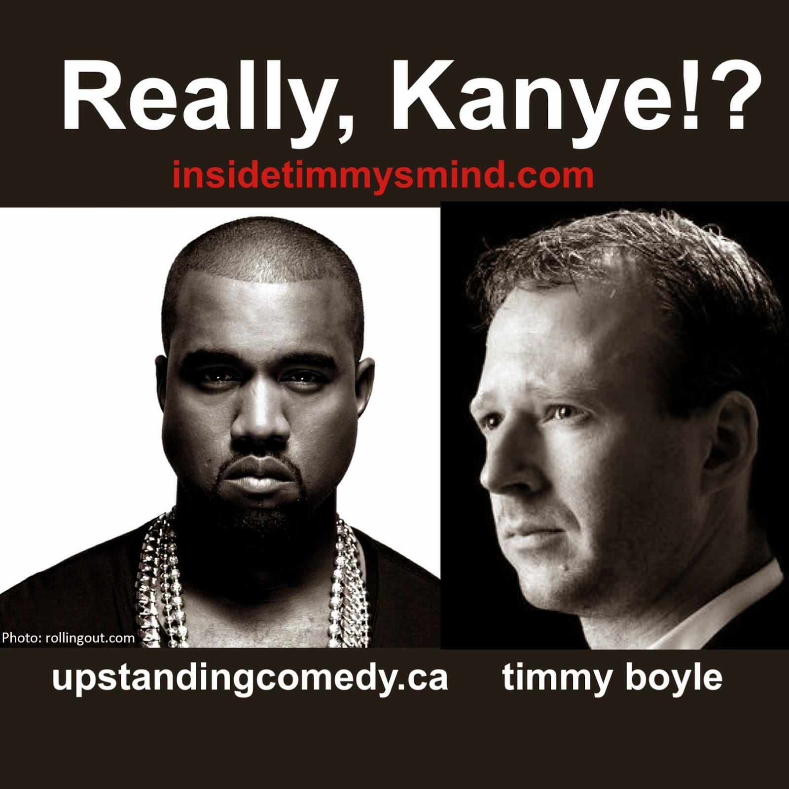 Timmy Boyle Kanye West