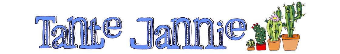 Tante Jannie's Postkamer