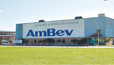 Fábrica da AmBev em São Luís