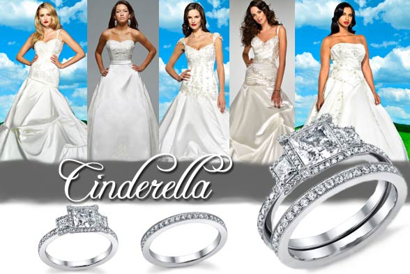 cinderella wedding dresses collection