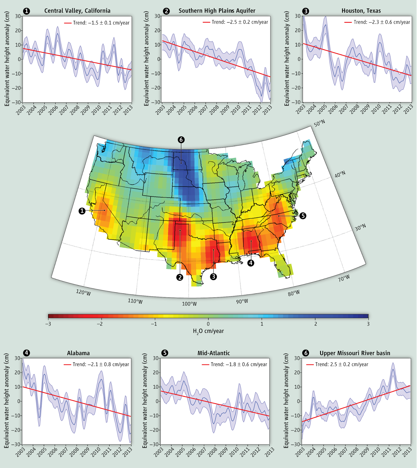 The National Climate Assessment Report Also Examines The More Controversial Concept Of Human Induced Climate Change Finding That Human Activities Do