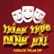 Thách Thức Danh Hài - Crack Them Up