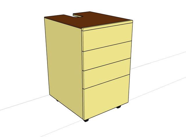 une r alisation de tomy b dard meuble de rangement pour perceuse colonne. Black Bedroom Furniture Sets. Home Design Ideas