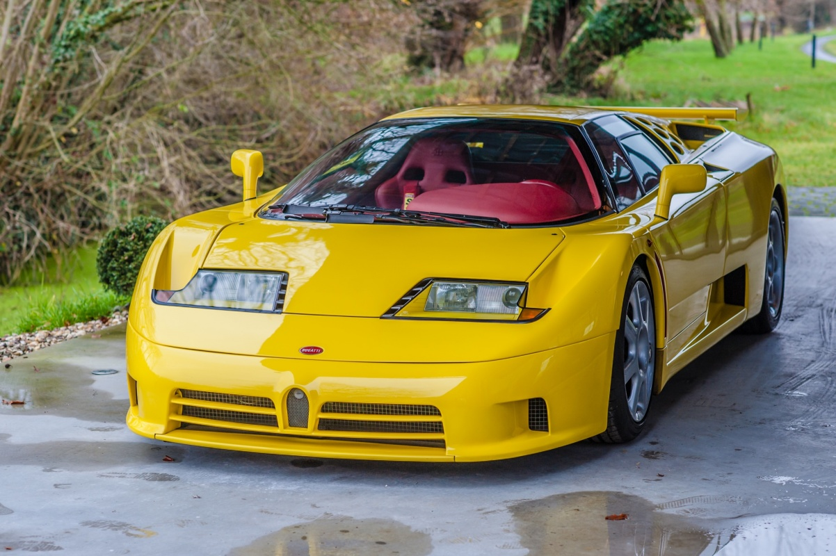Bugatti eb 110 for sale
