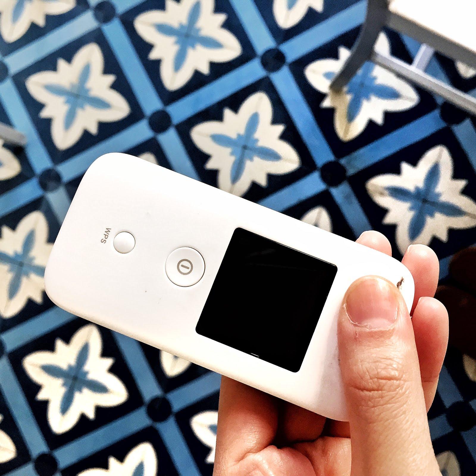 E-Fi Wifi Rental