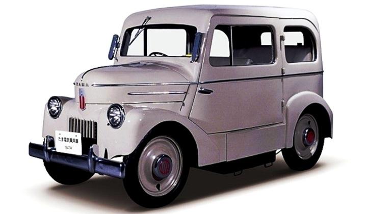 Tama EV 1947. Majalah Otomotif Online