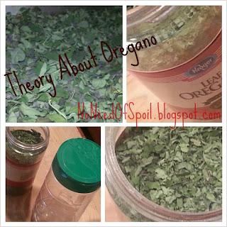 How to prepare oregano