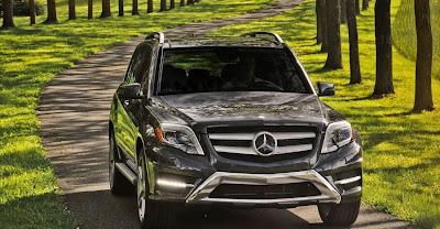 2013 Mercedes-Benz GLK350 4Matic Wallpaper