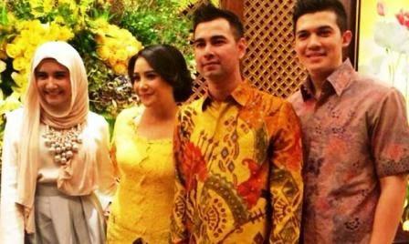 Kemeriahan Prosesi Pernikahan Raffi Ahmad Nagita di TV