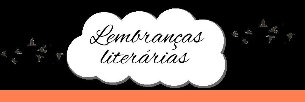 Lembranças literárias