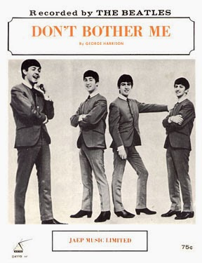 Don't Bother Me - The Beatles