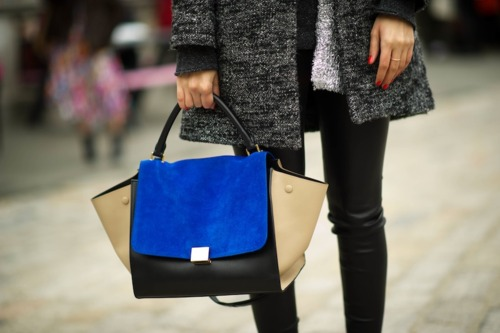 For Fashion Freaks: Crushing on the Celine \u0026quot; Trapeze\u0026quot; Bag