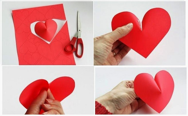 Decorated Heart Drawings Draw Different Size Heart
