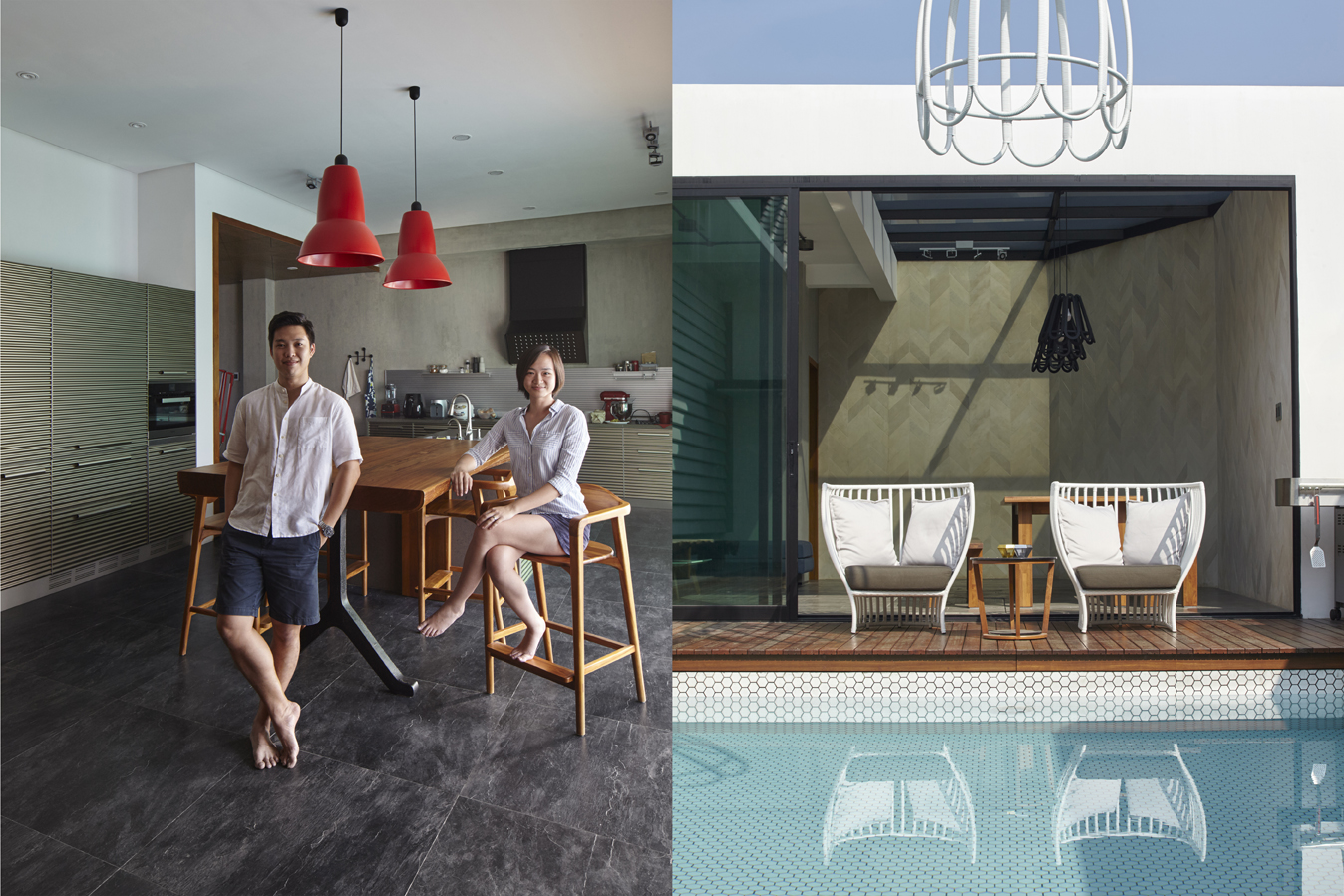 I Recently Shot This Cool Residence In Solo For Acclaimed Indonesian  Furniture + Interior Designer Alvin Tjitrowirjo ( Alvin T )