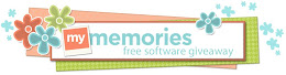 Get $10 off My Memories Suite and $10 coupon to their online shop here