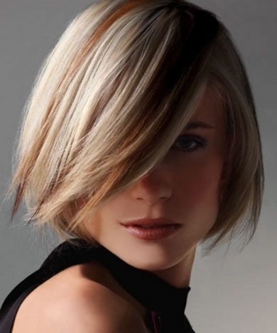 Blonde Hair With Honey Hair Highlights 2014