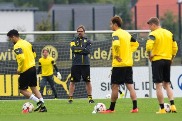 Bitter: Borussia Dortmund loses Monday workout despite good performance with 0: 3